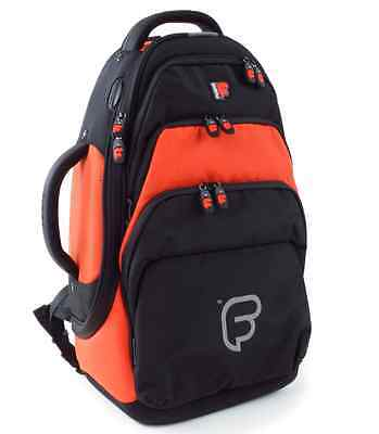 Fusion F1 Flugelhorn Orange - Gig Bag Backpack Inner Sleeve Rugged Comfortable