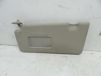 Nissan Tiida Sunvisor Lh Side Only, C11, 09/04-11/12 04 05 06 07 08 09 10 11 12