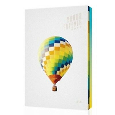 BTS [YOUNG FOREVER] Special Album DAY Ver. 2CD+Poster+Photobook+Photocard KPOP