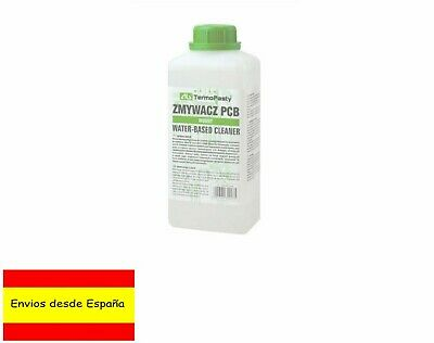 Decapante Limpiador acuoso remover residuos de flux Water-Based Cleaner PCB Q031
