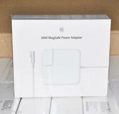 Genuine Uk 60W Power Adapter For Apple Macbook Plug Charger Magsafe 1 Pro A1344