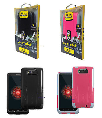 New Authentic OtterBox Commuter Series Case For Motorola Droid Maxx