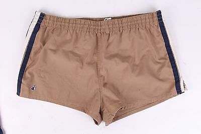 "Vtg 80S ""Jockey"" Swim Trunks Bathing Suit Shorts Usa Mens Xl  42-44"