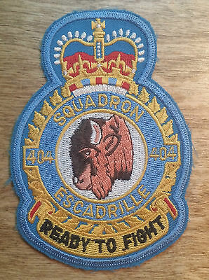 Vintage 404 Long Range Patrol & Training Squadron Patch Badge Military Air Force