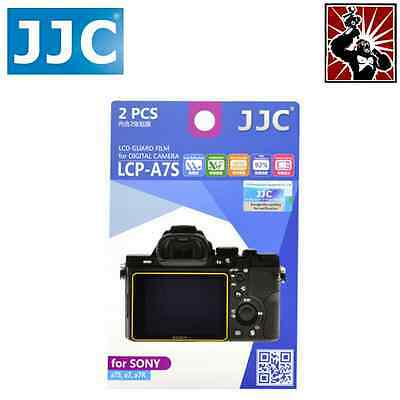 2 x LCD Screen Protector Guard for Sony A7S A7 A7R camera