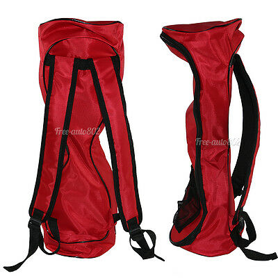 Carrier Bag For 2 Wheels Self Balancing Electric Scooter Red