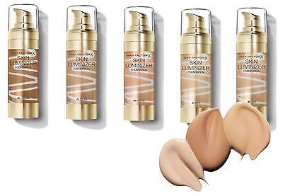 Max Factor Skin Luminizer Foundation Brand New **choose Shade**