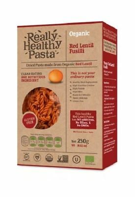 Really Healthy Pasta Red Lentil Fusilli - 250g
