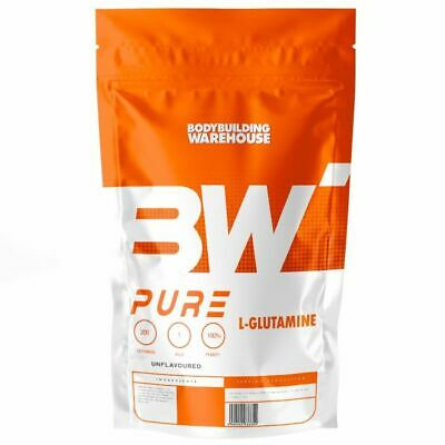 Pure Glutamine Powder | 100% L-Glutamine Amino Acid 250G 500G 1Kg