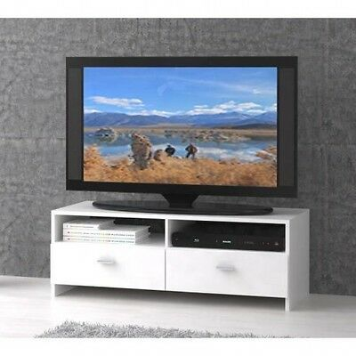 meuble tv hifi noir a roulettes plateau tournant eur. Black Bedroom Furniture Sets. Home Design Ideas