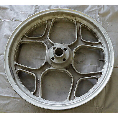 Rear Wheel Rim BMW K75 K 75 White