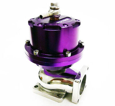 OBX Racing Sports 41mm External Wastgate with 4-Bolt Flange Purple