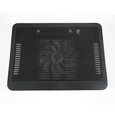 High performance notebook cooler pad fan USB powered