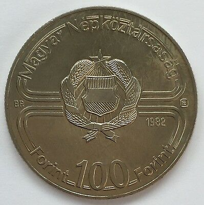 Hungary 1982 100 Forint coin - Free Postage