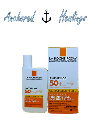 La Roche Posay Anthelios SPF60 Mexoryl Ultra Fluid Lotion 50mL Made in France