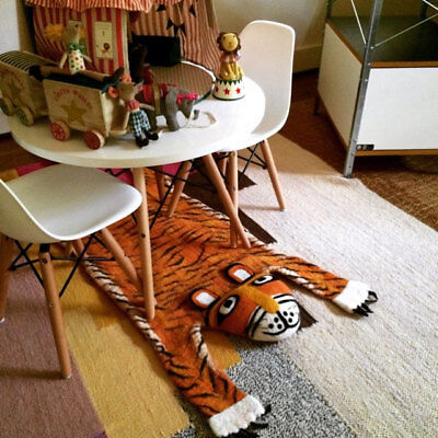 Kids Rug Children Tiger Rug Kids Room Rug Children Rug Kids Tiger Skin Rug Kids
