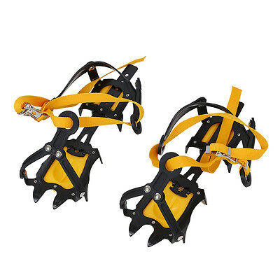 S3 Strap Type Crampons Ski Belt High Altitude Hiking Slip-resistant 10 W1