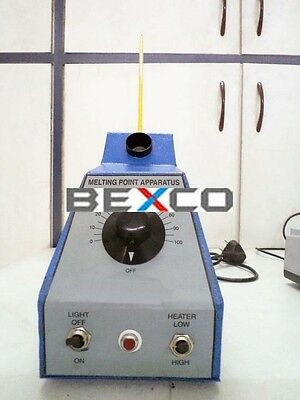220 V, Melting Point Apparatus Lab Equipment Healthcare lab Science, BRAND BASCO