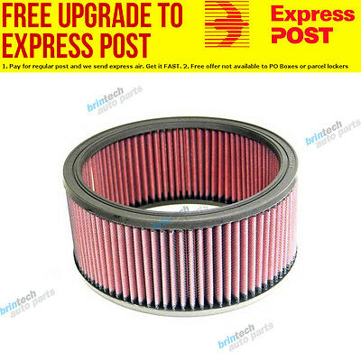 K&N E-3640 Replacement Air Filter 9 X 4""