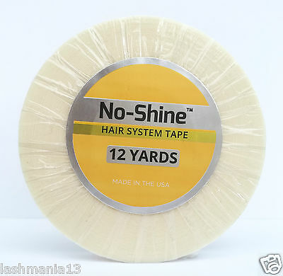 """Walkers Professional Double Sided Tape No-Shine Hair System Tape """"12"""" Yards"""