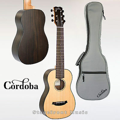 Cordoba Mini R Rosewood Body Acoustic Nylon String Traveller Guitar