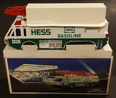 1996 Hess Emrgency Truck Nib - China