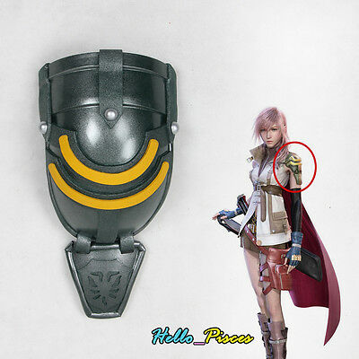 Exclusive Made Final Fantasy ⅩⅢ Lightning's Shoulder Armour Cosplay Prop