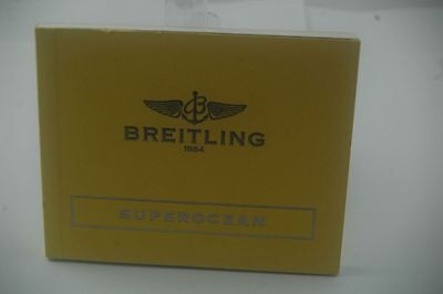 BREITLING Instruction Manual SUPEROCEAN