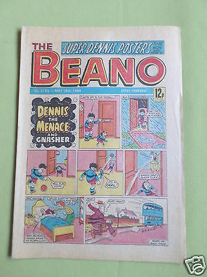 The Beano  - Uk Comic - 19 May 1984 - # 2183