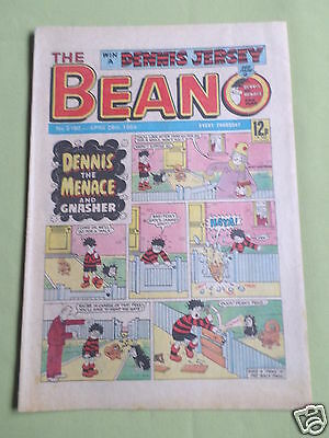 The Beano  - Uk Comic - 28 April 1984 - #2180