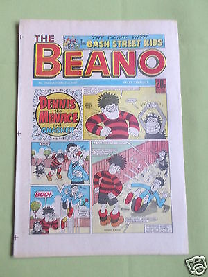 The Beano  - Uk Comic - 31 Oct 1987 - # 2363