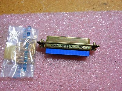 Amp Connector With Contacts # 212997-1 Nsn: 5935-01-270-1786  # 130166