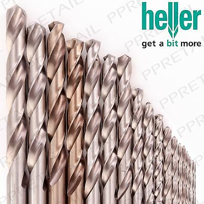 German Engineered Hss-Co Cobalt Specialist Drill Bit Faster Drilling / Long Life