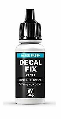 Vallejo Model Color Decal Fix 17ml (100ml=14,71€) *NEU & OVP*