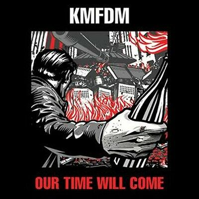 KMFDM Our Time Will Come LIMITED LP VINYL 2014