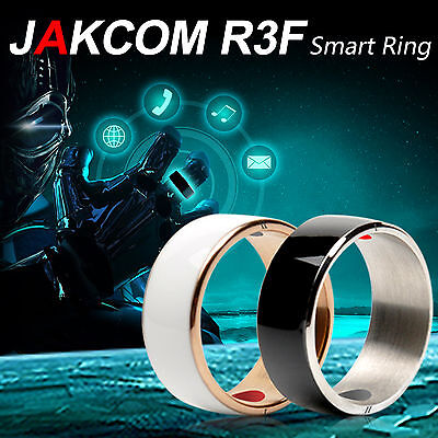 Jakcom R3F Smart NFC Ring 2016 for Android and Windows Phones New UK
