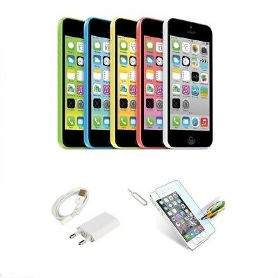 Apple Iphone 5C 16Gb Grado B Originale Rigenerato Ricondizionato Accessori