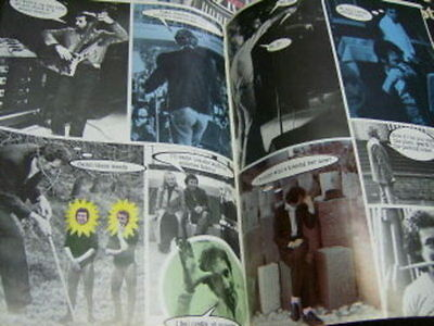 The Who 1982 Official Program Book