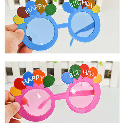 Funny Party Glasses Happy Birthday Novel Sunglasses Theme Party Supplies New