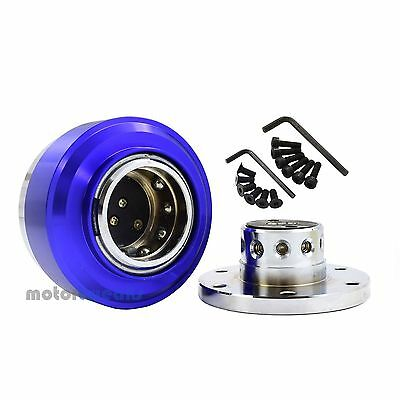Snap Off Boss Kit Adaptor For Momo Omp & Sparco Steering Wheel - Quick Release