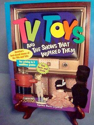 TV Toys And the Shows That Inspired Them - Book