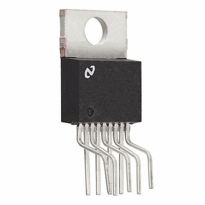 LM2876T  IC AMP AUDIO PWR 40W AB TO220-11 /'/'UK COMPANY SINCE1983 NIKKO/'/'