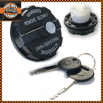 Locking Fuel Petrol Cap Fits VW GOLF MK2 MK3 MK4