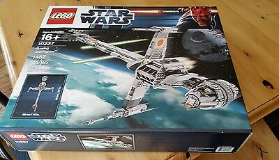 LEGO Star Wars B-Wing Starfighter (10227) - New and sealed