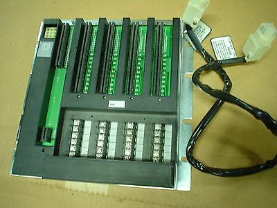 Square D Sy/Max CRK-100 I/O Rack Assembly Series A Class 8030 - 60 day warranty
