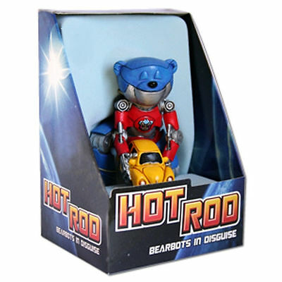 Bad Taste Bear / Bears Collectors Figurine - Hot Rod - Special Edition