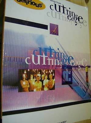 Delirious? Songs From Cutting Edge Music Book Piano/Vocal/Guitar