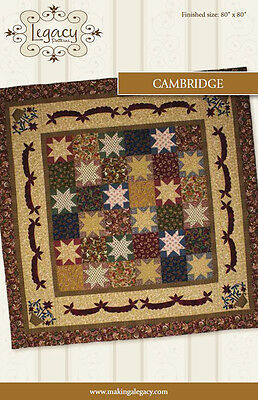 Cambridge by Legacy Patterns
