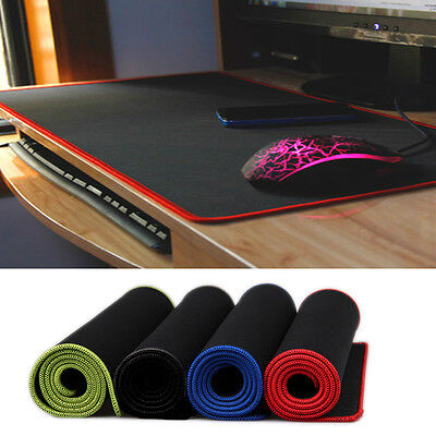 PC Laptop Computer Pro Gaming Working Ultra Large Rubber Mouse Pad Mat 60*30cm