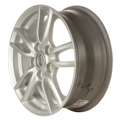 Reconditioned 16X6.5 Silver Steel Wheel 2002-2003 Chevrolet Avalanche 560-05195